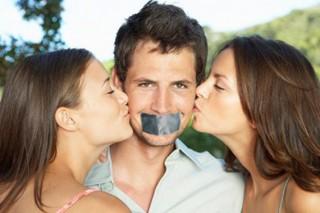Поцелуй – это не только приятно, но и полезно
