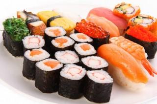 Суши и роллы вредны для сердца