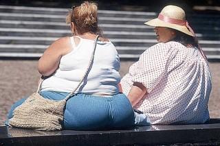 Человечеству угрожает ожирение