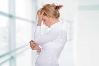 Стресс причиняет женщинам физическую боль