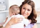 Вес после родов должен уйти в течение девяти месяцев