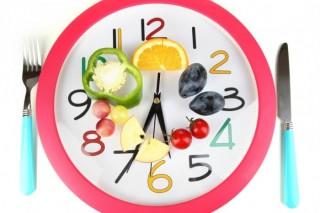 Эффективность диеты зависит от времени приема пищи