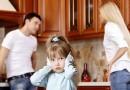 Стрессовая обстановка в семье сокращает продолжительность жизни детей