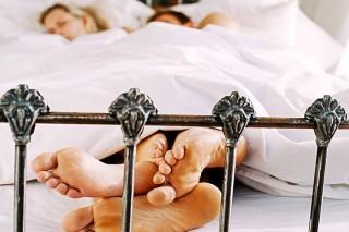 Положение во сне покажет, насколько счастливым оказался брак