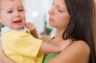 Депрессия заставляет молодых мам сосредотачиваться только на себе