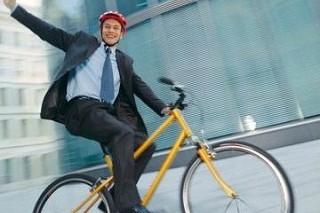 Поездки на велосипеде улучшают настроение