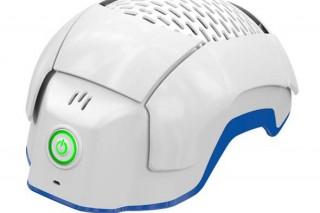 Лазерный шлем предотвращает выпадение волос