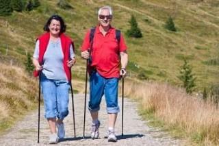 6000 шагов в день помогут сохранить колени здоровыми