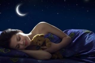 Луна на сон не влияет