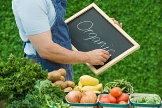 В органических продуктах больше пользы