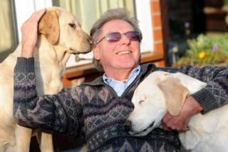 Собаки спасают от депрессии и старения