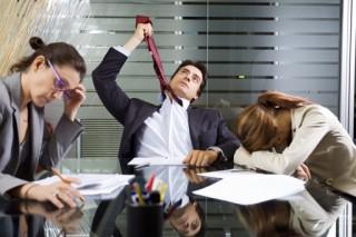 Стресс заразен так же, как и простуда