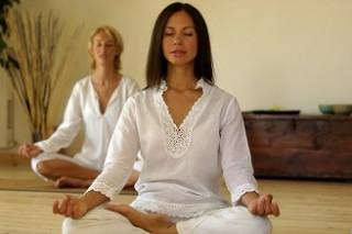 Медитация поможет спастись от мигрени